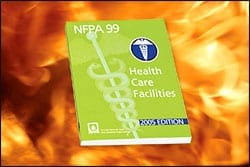 Rewriting NFPA 99