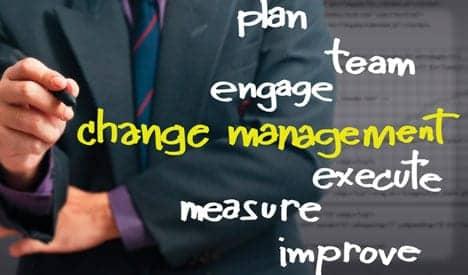 10 Change Management Keys to Effective Software Implementation