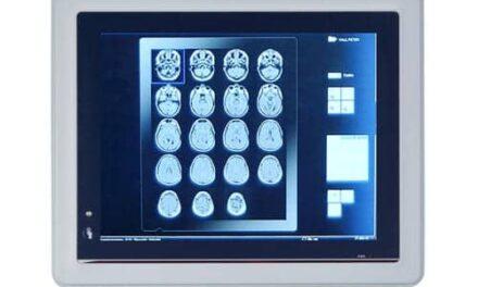 Fanless Panel PC Designed for Medical Use