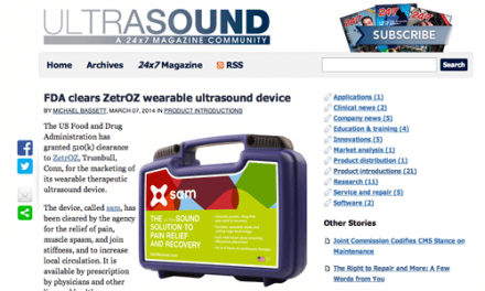 24×7 Ultrasound Community Revs Up