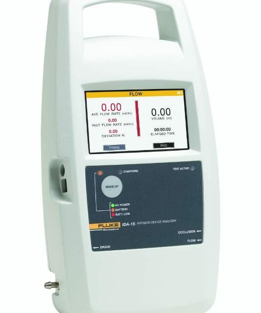 Fluke Biomedical Offers New Infusion Device Analyzer
