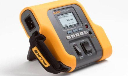 Fluke Offers New Electrical Safety Analyzer