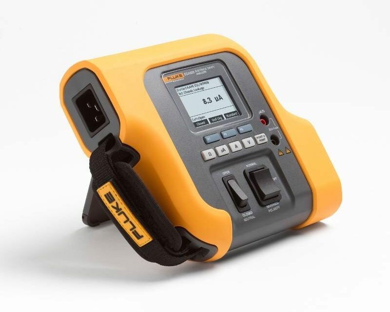Fluke Offers New Electrical Safety Analyzer