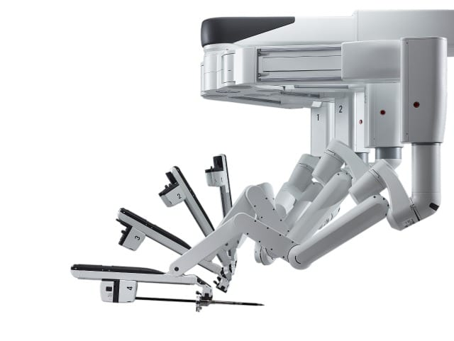 Intuitive Surgical Debuts Updated Robotic Surgical System