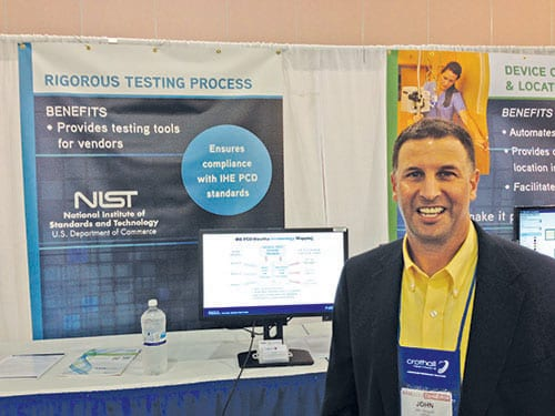 Advancing Interoperability: John Garguilo, NIST
