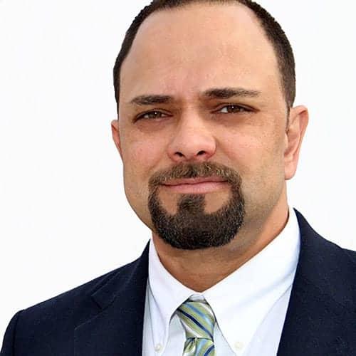 Ismael Cordero: 2014 Robert L. Morris Humanitarian