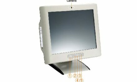 Axiomtek Introduces 17-inch Touch Panel Computer