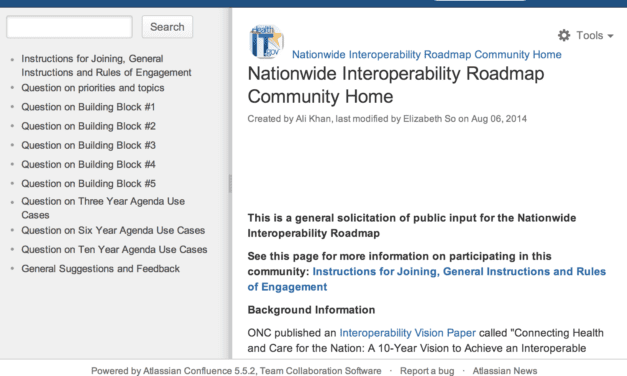 ONC Launches Online Community on Device Interoperability