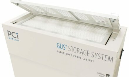 PCI Medical Introduces the GUS Storage System for Ultrasound Probes