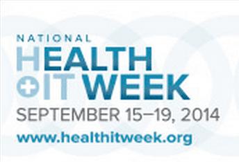Annual Health IT Week Kicks Off September 15