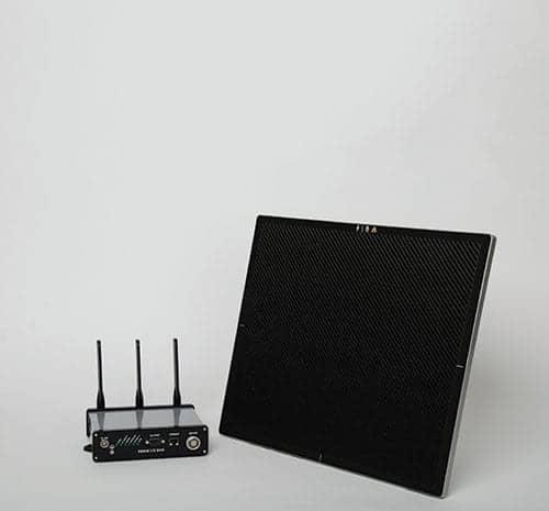 Wireless Flat-Panel Detector