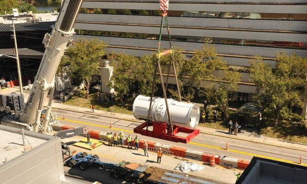Proton Accelerator Installed in Orlando Hospital