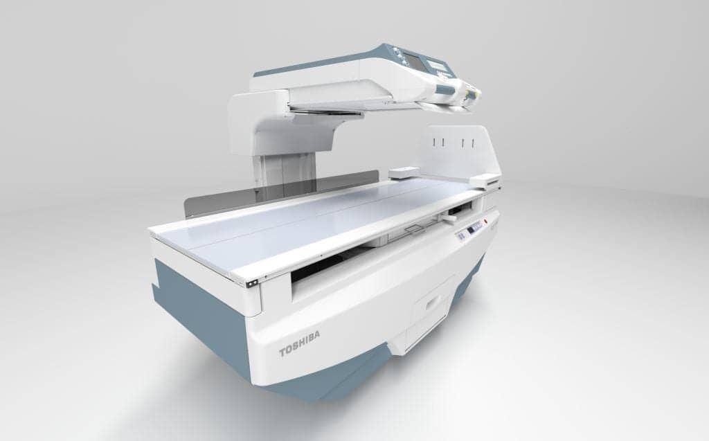 FDA Approves Toshiba Flat Panel Detector