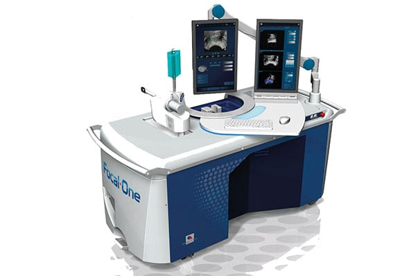 Health Canada Approves Focal One HIFU Device for Prostate Treatment
