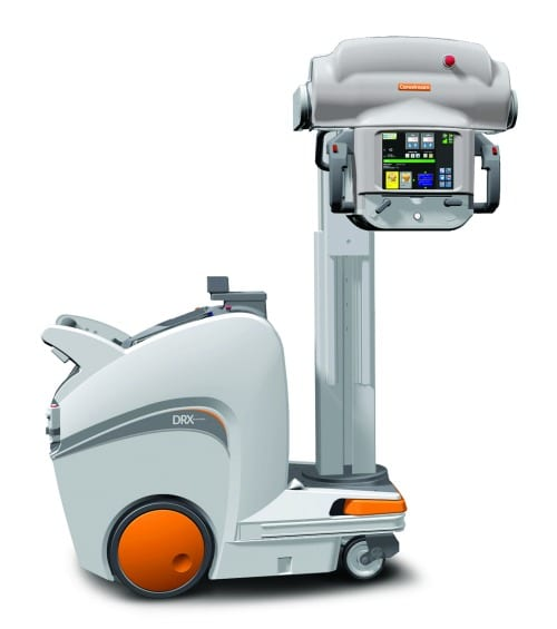 Carestream's Mobile, In-Room DR Systems Rank High in MD Buyline Report