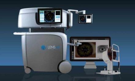 Lensar Laser System Receives FDA Clearance