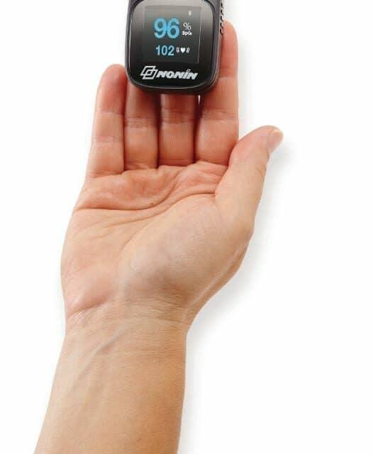 Nonin and Ideal Life Partner on Wireless Finger Pulse Oximeter