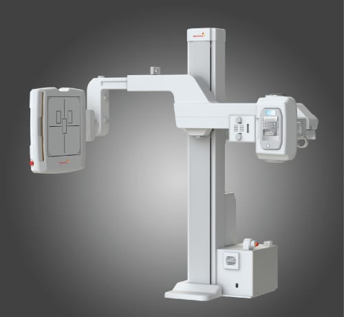 Rayence Universal Digital Radiography System Offers Compact Design