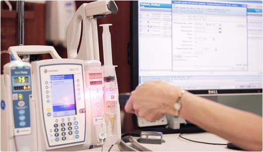 CareFusion Infusion Pump Installation Ensures Bidirectional Interoperability