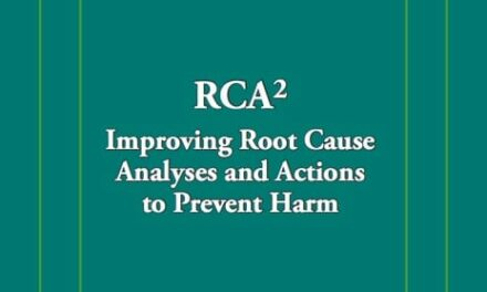 Safety Report Urges Hospitals to Adopt More Robust Root Cause Analysis