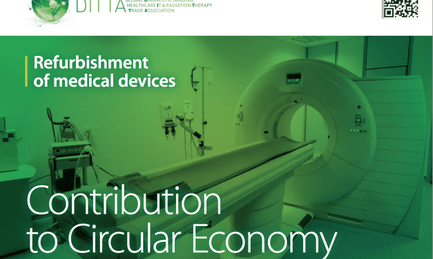 Medical Equipment Refurbishment Saves a Buck, and It's Eco-friendly