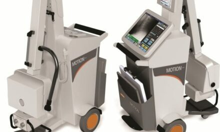 Mobile X-ray System Supports Upgrade to Digital Imaging Overseas