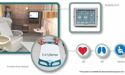 Contact-Free Monitoring Chair Tracks Patient Heart, Respiratory Rates