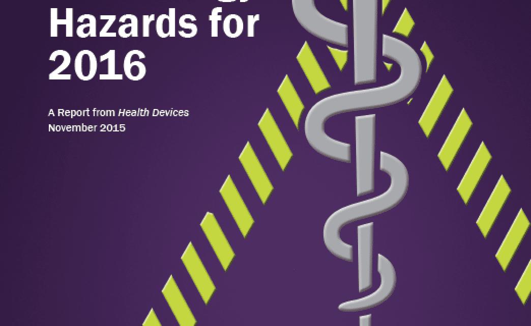 ECRI Solutions Kit Helps Hospitals Address Health Technology Hazards