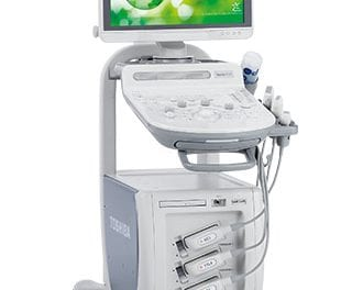 Toshiba Ultrasound System Designed to Perform in Small Hospitals