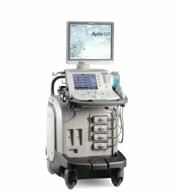 Toshiba Technology Expedites Vascular Exams