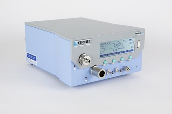 Gas Flow Analyzer for Benchtop or Field Testing