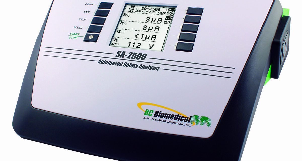 BC Group Releases User-friendly Safety Analyzer