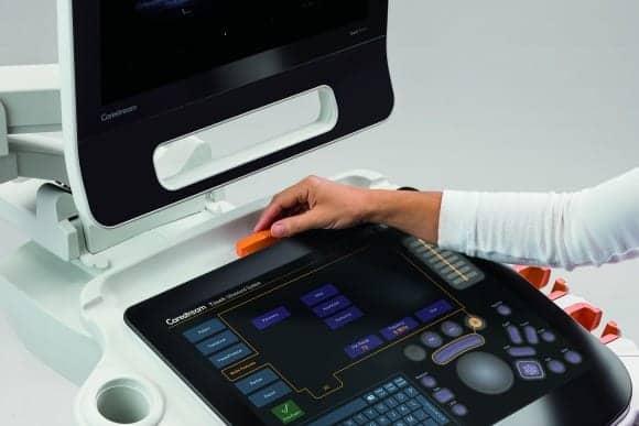 Carestream Displays New Ultrasound Systems