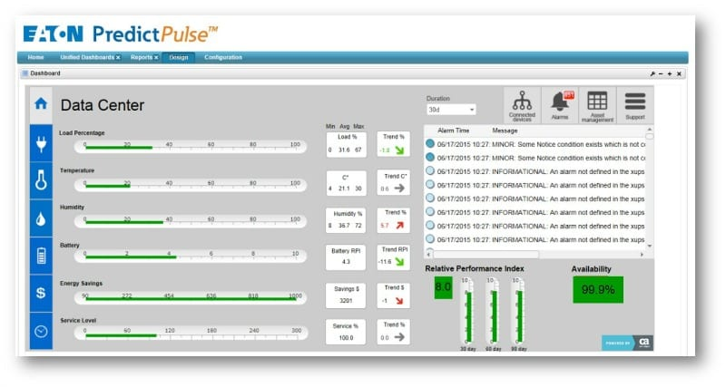 Remote Monitoring and Management Service Increases Power Reliability