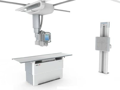 Canadian Hospital Invests in Agfa DR Technology