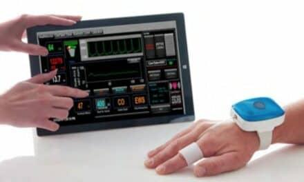 Noninvasive Blood Pressure Monitor Uses Low-pressure Finger Cuff