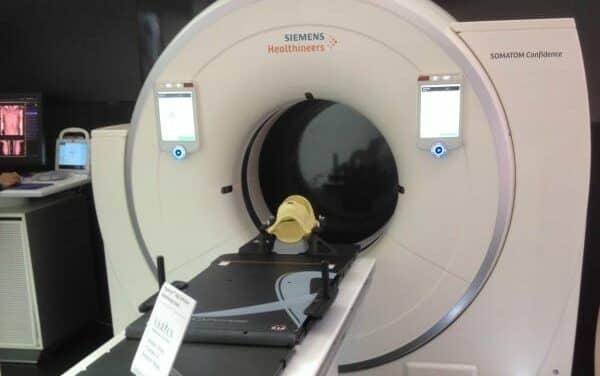 Siemens CT System Receives FDA Nod