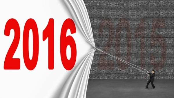 A Year in Review: Looking Back at 2016