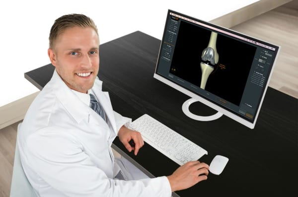FDA Clears EOS Imaging's Surgical Planning Software
