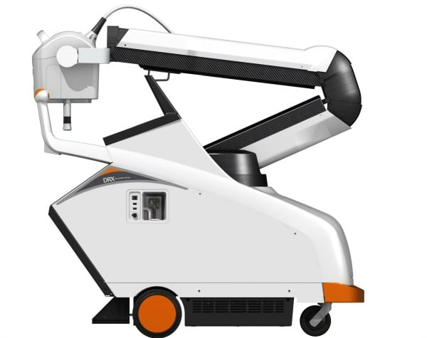 Carestream to Showcase Mobile X-ray System at RSNA