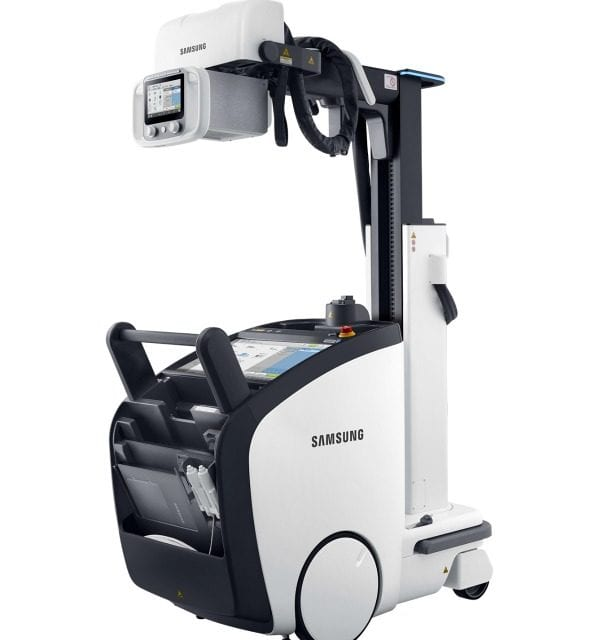 Samsung Introduces FDA-Cleared DR System