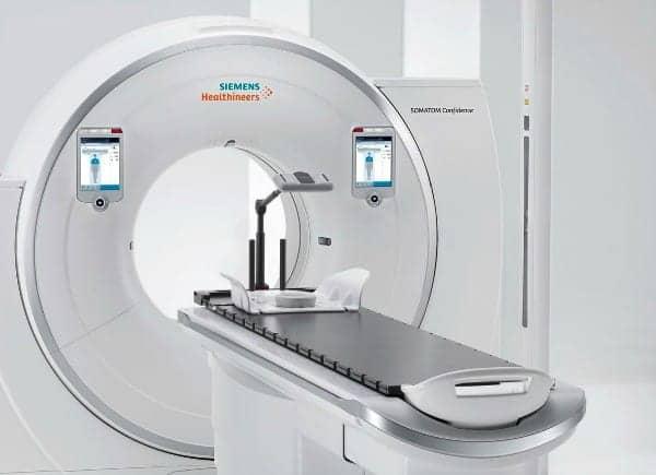 FDA Clears Siemens Healthineers' CT Scanner