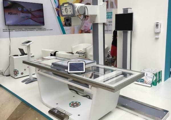 Kiran Medical Unveils Radiography Technologies