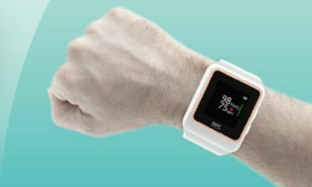 Company Unveils First Finger-Free Wrist Pulse Oximeter