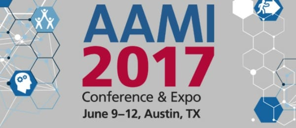 AAMI 2017 to Highlight Cybersecurity, Big Data, and TJC Requirements
