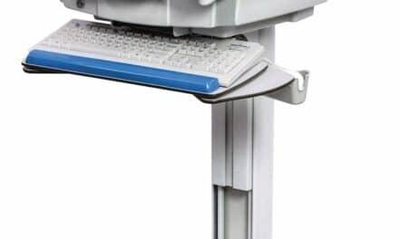 Capsa Healthcare Debuts Mobile Computing Cart