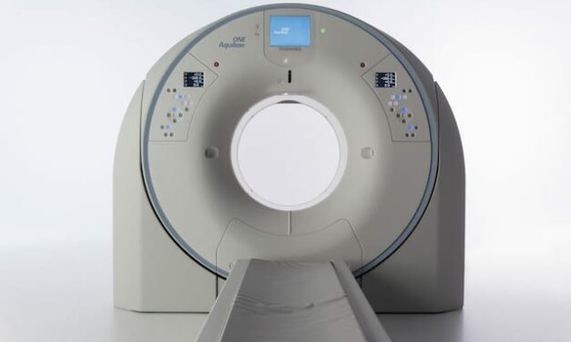 Toshiba to Showcase CT Reconstruction Technology