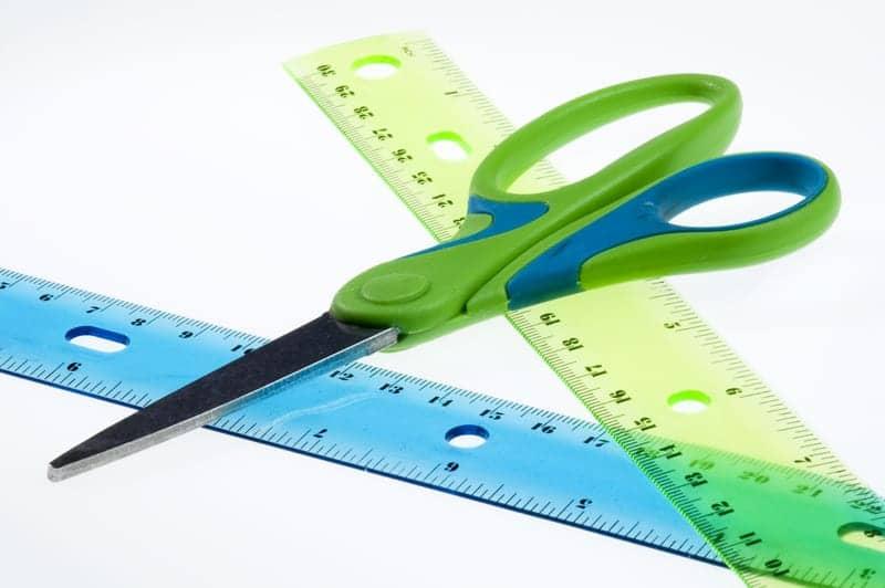 Measure Twice, Cut Never