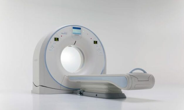 Toshiba Releases 160-Slice CT System