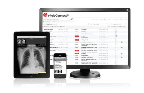Intelerad Launches Referring Physician Portal